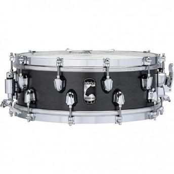 """Mapex Black Panther Design Lab 14""""x5"""" Equinox Maple Snare Drum -Transparent Black"""