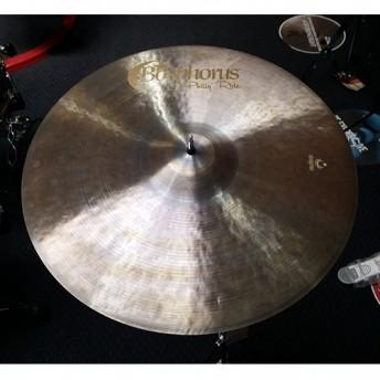 "Bosphorus Philly 20"" Ride Cymbal - BPPH20R"
