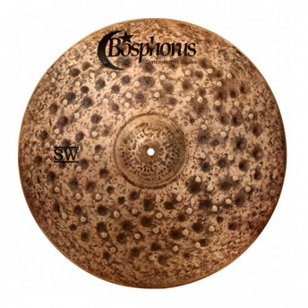 """Bosphorus 20"""" Syncopation Series Sand Washed Cymbal - BPSYN20SWC"""