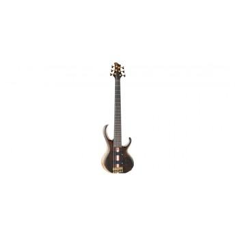 Ibanez BTB1826 NTL Premium 6 String Bass Guitar in Case