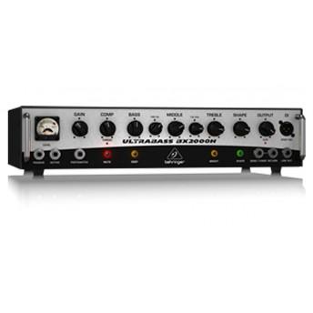 Behringer Ultrabass BX2000H Bass Head