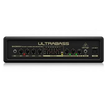 Behringer Ultrabass BXD3000H Bass Head