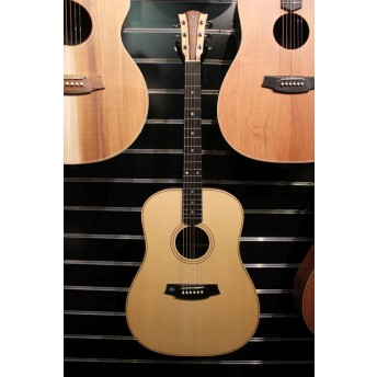 Cole Clark CCFL2E-SRE Deadnought Fat Lady 2 Series Electric Acoustic Guitar