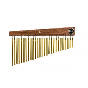 Meinl - Gold Anodized Aluminium Alloy Single Row Chimes - 27 Bars
