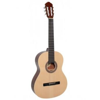 Samick Concert Size Classical Natural Finish Acoustic Guitar