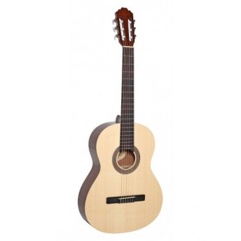 Samick Concert Size Classical Natural Finish Acoustic Guitar