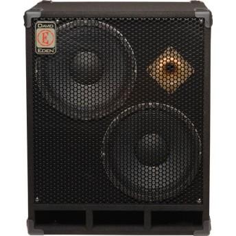 Eden D212XLT8 2x12 8 Ohm Bass Speaker Cabinet