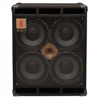 Eden D410XLT4 4x10 4 Ohm Bass Speaker Cabinet