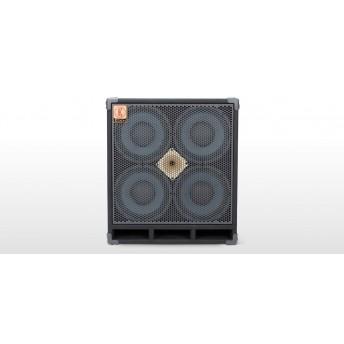 Eden D410XST4 4x10 Bass Speaker Cabinet 1000w 4 Ohms