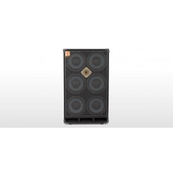 Eden D610XST 6x10 Bass Speaker Cabinet 1500w 6 Ohms