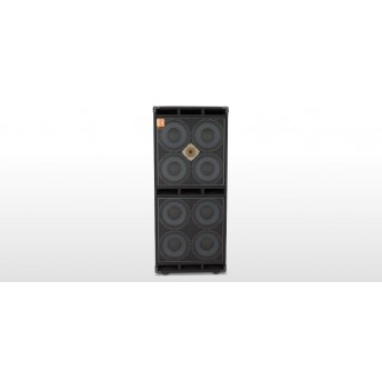 Eden D810XT 8x10 Bass Speaker Cabinet 1700w 4 Ohms