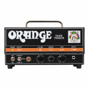 Orange DA15H Dark Terror Valve Guitar Amplifier Head
