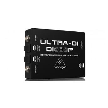 Behringer ULTRA-DI Di600P DI Box