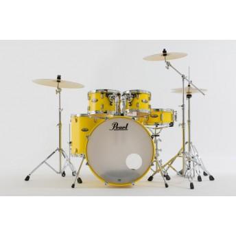 "Pearl Decade Maple DMP 22"" Fusion Drum Kit w HardwareSolid Yellow"