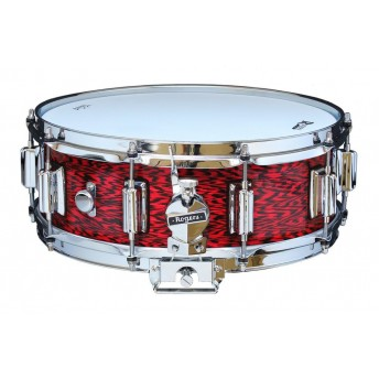 Rogers Dyna-Sonic Beavertail Snare Drum Model No. 36-RO Red Onyx