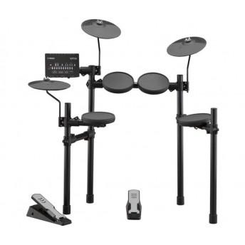 Yamaha DTX402K Electronic Drum Kit - Includes Headphones, Sticks, and Stool