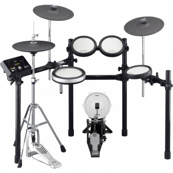 YAMAHA – DTX582K ELECTRONIC DRUM KIT -  FREE HEAD PHONES, STICKS & THRONE!!!!