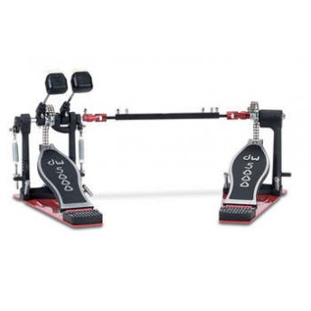 DW 5000 SERIES DOUBLE BASS DRUM PEDAL – LEFT FOOTED – DWCP5002TDL3