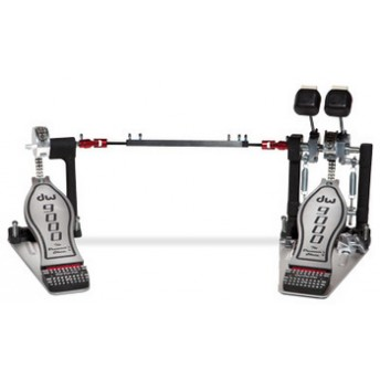 DW 9000 SERIES DOUBLE BASS DRUM PEDAL – DWCP9002PC