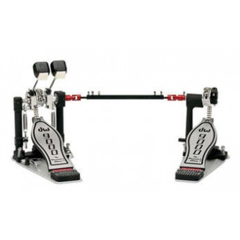 DW – 9000 SERIES DOUBLE BASS DRUM PEDAL – LEFT FOOTED – DWCP9002PBL