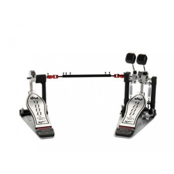 DW – 9000 SERIES DOUBLE BASS DRUM PEDAL – EXTENDED FOOTBOARD – DWCP9002XF