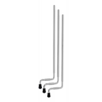 DW – 21 INCH ALUMINIUM TOM LEG IN CHROME – DWSMFLT21ALCR