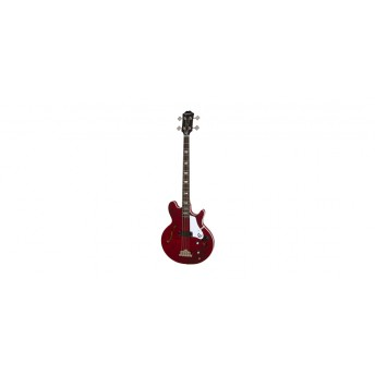 Epiphone Jack Casady Bass Wine Red