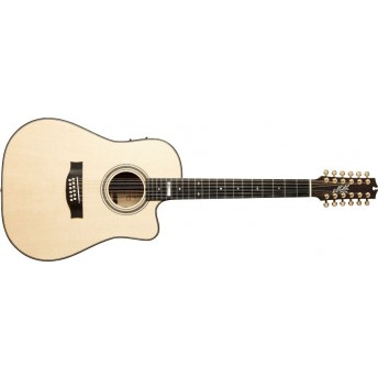 Maton EM100C12 Messiah 12 String Cutaway Acoustic Guitar