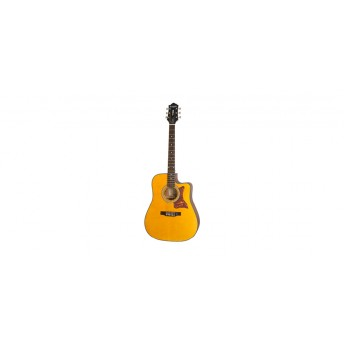 Epiphone Masterbilt DR-400MCE Acoustic/Electric Natural Satin