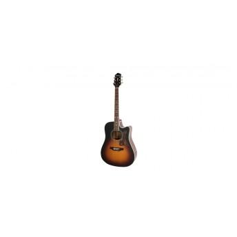 Epiphone Masterbilt DR-500MCE A/E Acoustic Vintage Sunburst