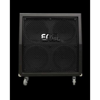 "ENGL E412VSB Pro 4X12"" Guitar Speaker Cabinet Slanted"