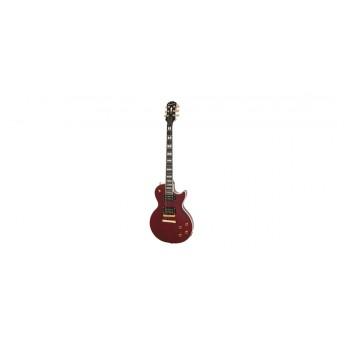 Epiphone Prophecy Les Paul Custom Plus GX (Gibson 498T/490R) Black Cherry