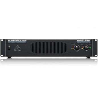 Behringer Europower EP4000 PA Amplifier