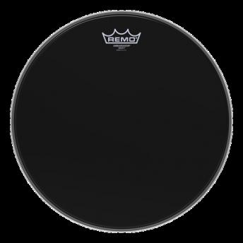 "Remo ES-0014-00 14"" Ebony Ambassador Drum Head Skin"