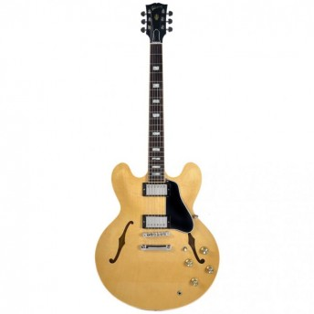 Gibson ES-335 Traditional Dark Vintage Natural Hollowbody Electric Guitar