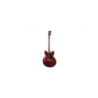 Gibson ES-335 Satin Wine Red