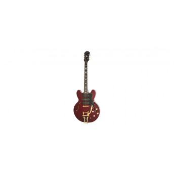 Epiphone Ltd. Ed. Riviera Custom P93 Wine Red