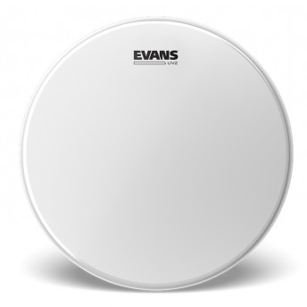 "Evans UV2 12"" Coated Tom Drumhead - B12UV2"
