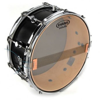 Evans S10H20 Clear 200 Snare Side Drum Head Skin 10""
