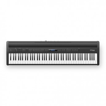 Roland FP-60 Digital Piano Kit Black w/ Stand & Pedal Board