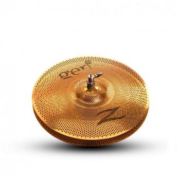 "Zildjian EG1613HP Gen16 Buffed Bronze 13"" HiHat Pair Cymbals"