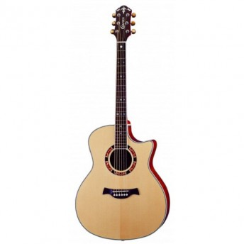 Crafter GAE21S/N Grand Auditorium Acoustic Guitar