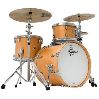 GRETSCH – GBE823SN – BROOKLYN SERIES – 4-PCE SHELL PACK – SATIN NATURAL