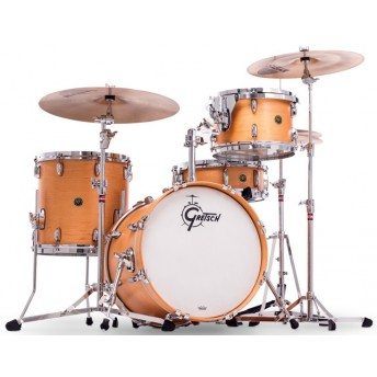 GRETSCH – GBJ483SN – BROOKLYN SERIES – 4-PCE SHELL PACK – SATIN NATURAL