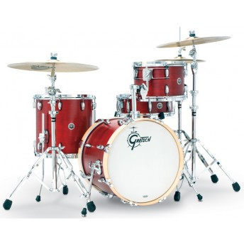 GRETSCH – GBJ683ST – BROOKLYN SERIES – 4-PCE SHELL PACK – SATIN TABASCO