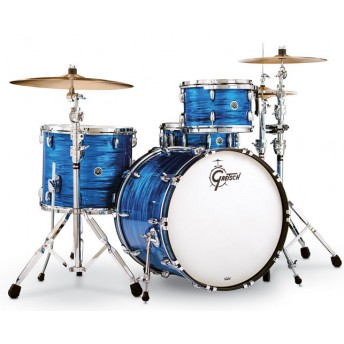 GRETSCH – GBJ683BO – BROOKLYN SERIES – 4-PCE SHELL PACK – BLUE OYSTER