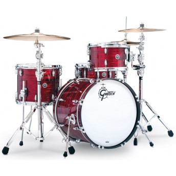 GRETSCH – GBJ683RO – BROOKLYN SERIES – 4-PCE SHELL PACK – RED OYSTER