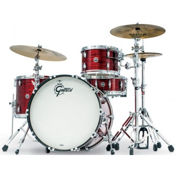 GRETSCH – GBR843RO – BROOKLYN SERIES – 4-PCE SHELL PACK – RED OYSTER