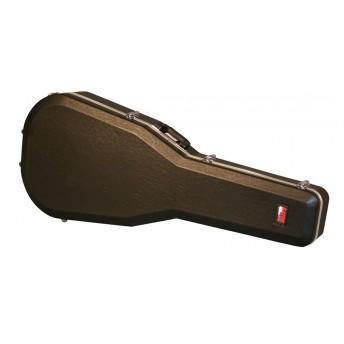 Gator GC-JUMBO DLX Molded Case Jumbo Acoustic Guitar