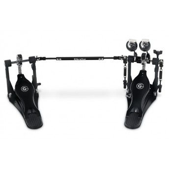 GIBRALTAR – GI9811SGDDB – STEALTH G-DRIVE DOUBLE CAM DRIVE – DOUBLE BASS DRUM PEDAL